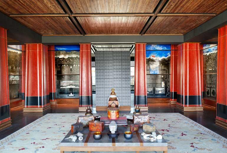 拉萨瑞吉度假酒店设计7