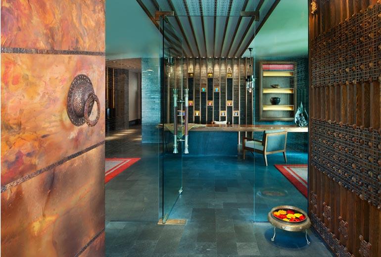 拉萨瑞吉度假酒店设计9