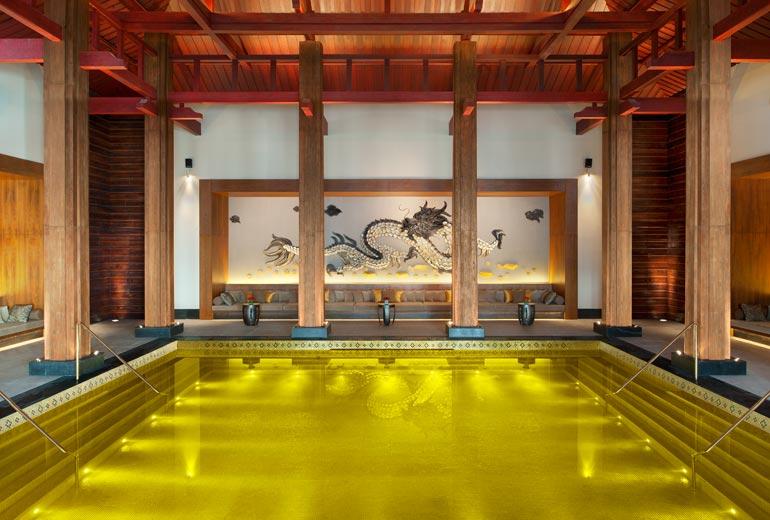 拉萨瑞吉度假酒店设计10