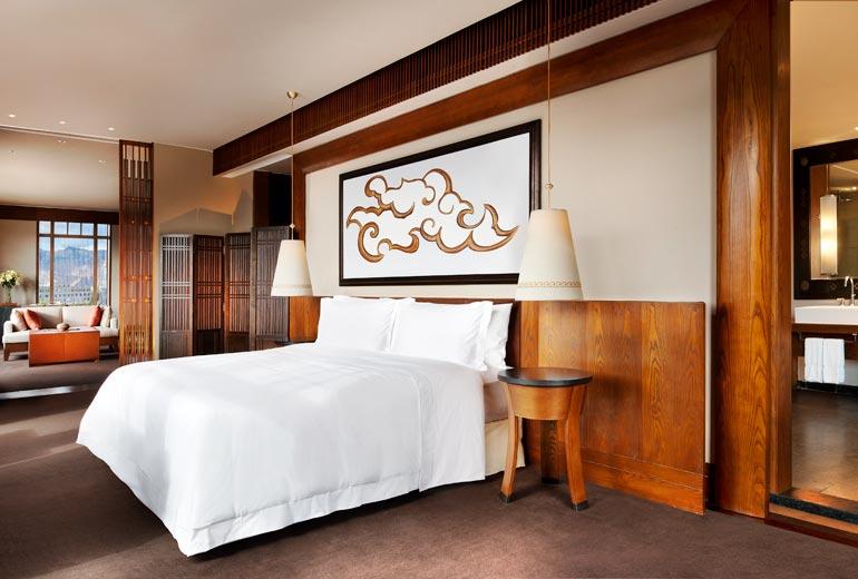 拉萨瑞吉度假酒店设计14