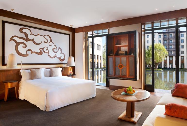 拉萨瑞吉度假酒店设计13