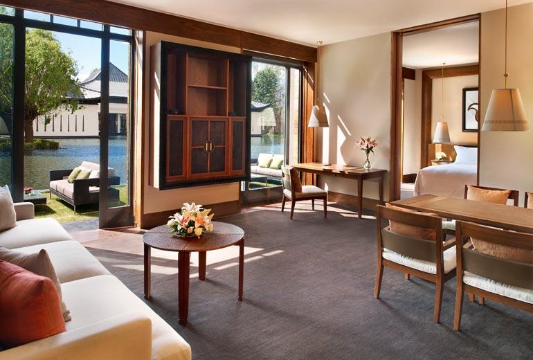 拉萨瑞吉度假酒店设计15