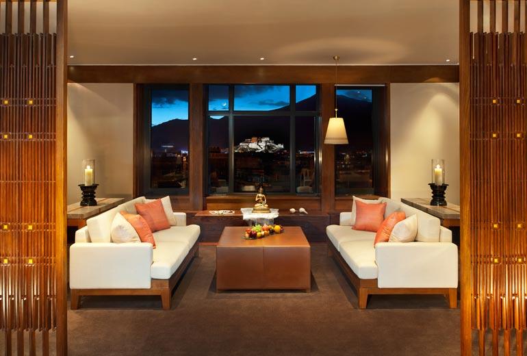 拉萨瑞吉度假酒店设计17
