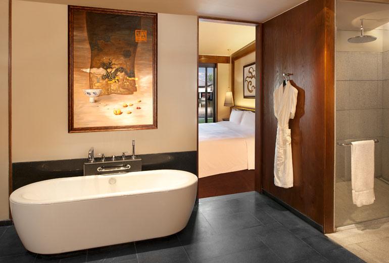 拉萨瑞吉度假酒店设计18