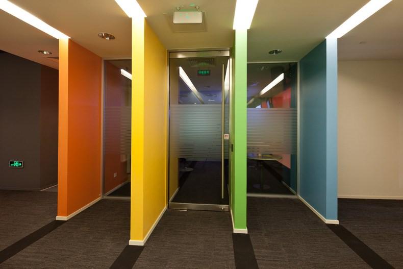 微软亚太研发集团总部设计3