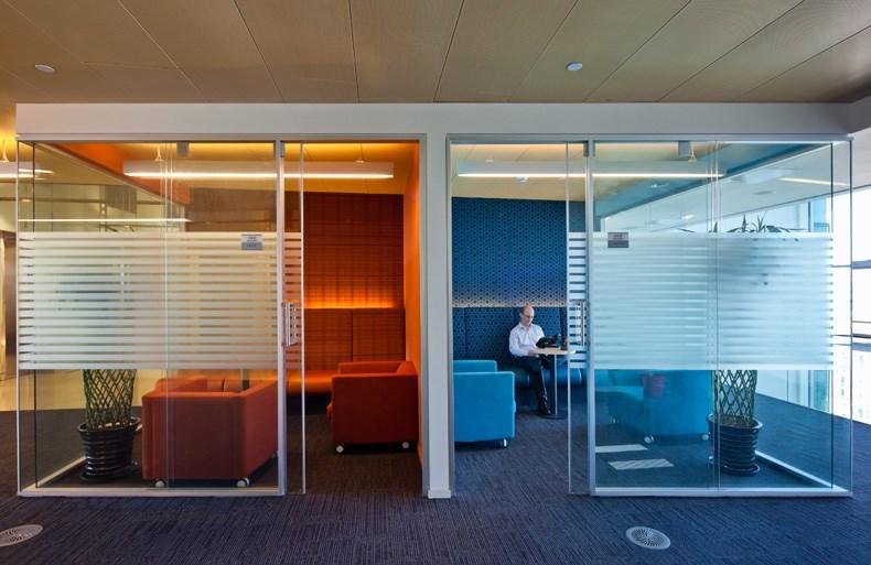 微软亚太研发集团总部设计4