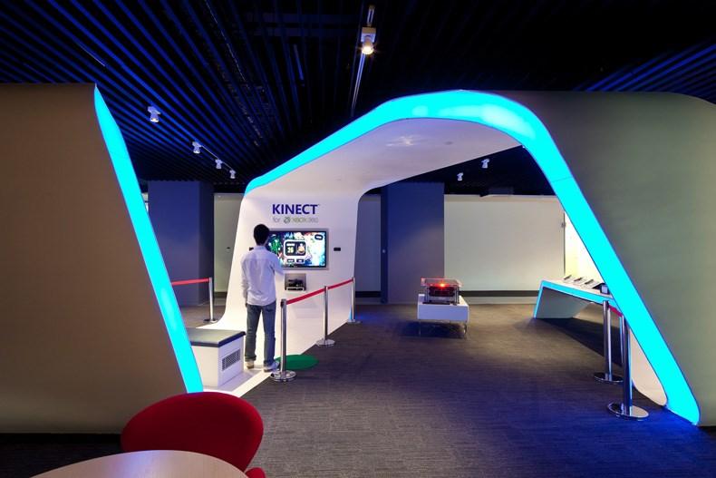 微软亚太研发集团总部设计5