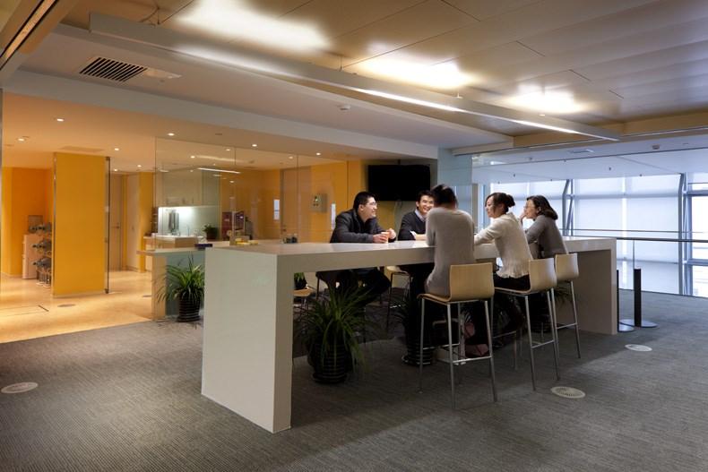 微软亚太研发集团总部设计9