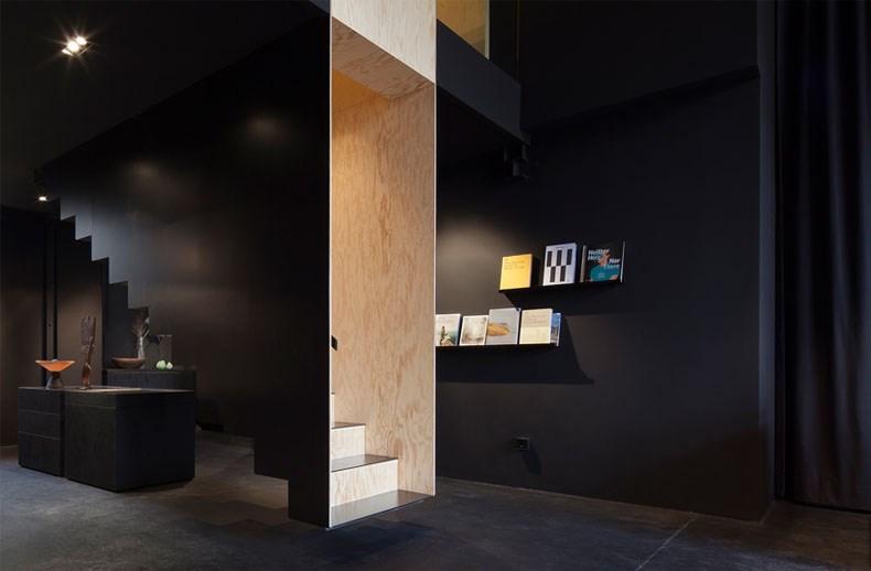 空间的律动感:Bazar Noir概念店6