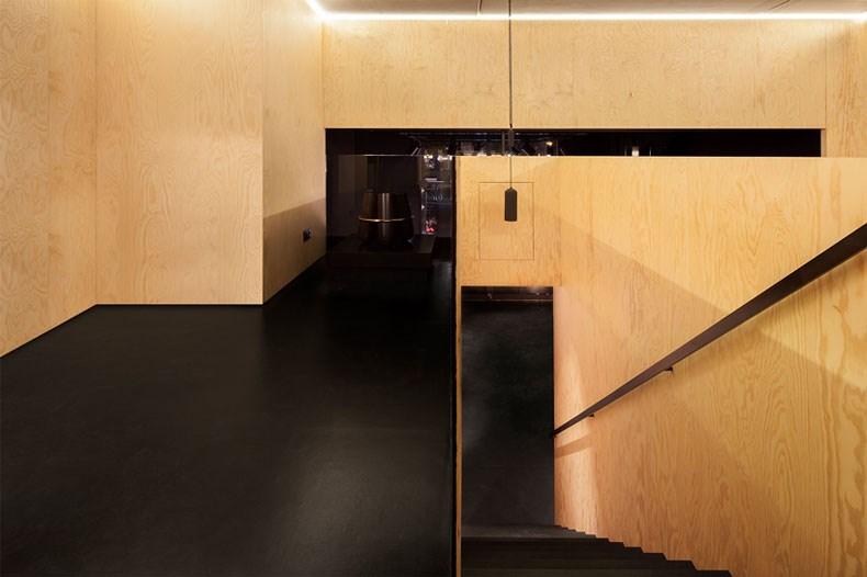 空间的律动感:Bazar Noir概念店7