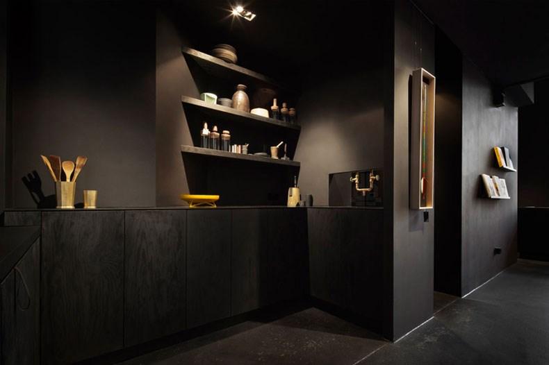空间的律动感:Bazar Noir概念店12