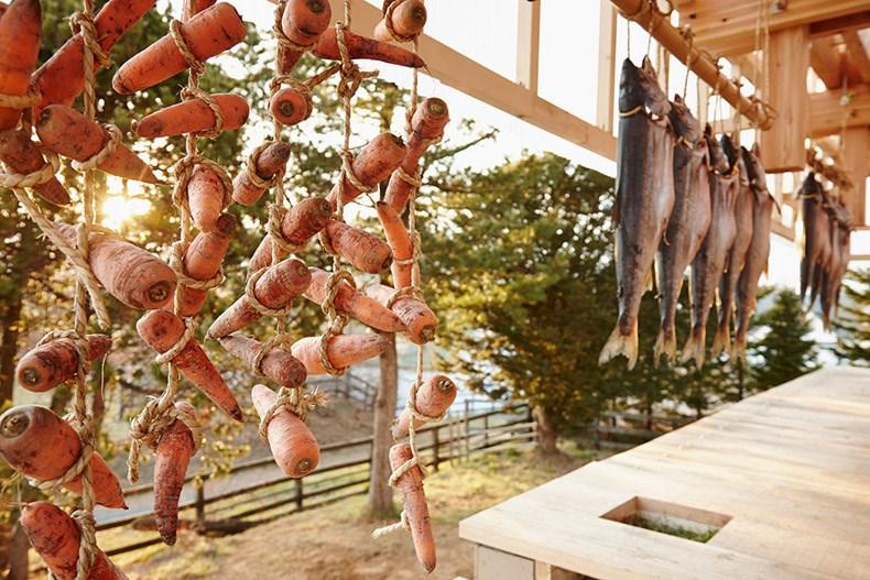 隈研吾:北海道Nest We Grow神秘食盒设计8