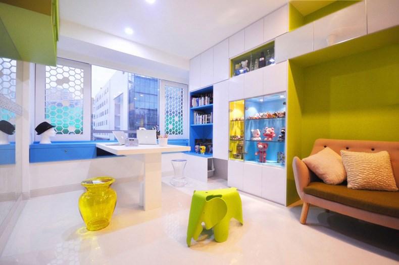 HUE D:新加坡精品公寓设计1