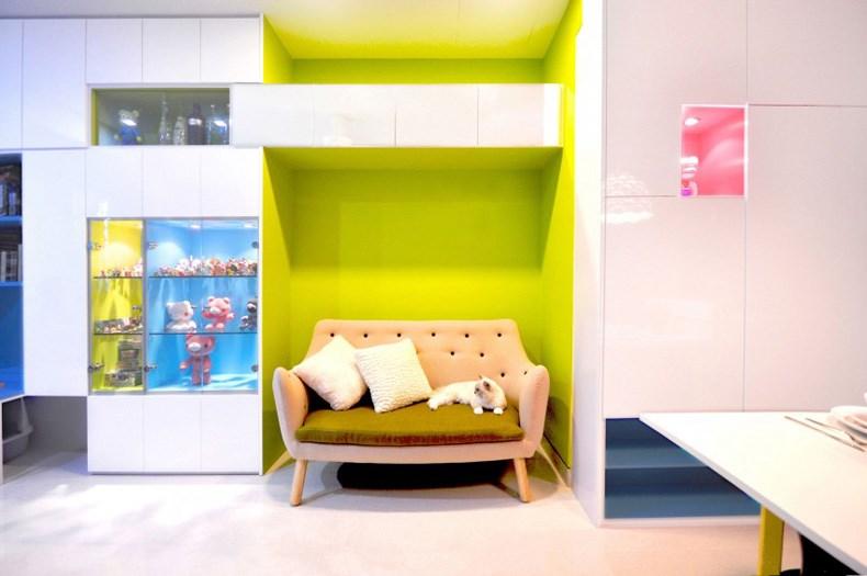 HUE D:新加坡精品公寓设计2