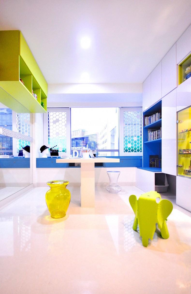 HUE D:新加坡精品公寓设计3