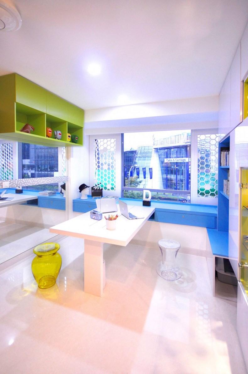HUE D:新加坡精品公寓设计4