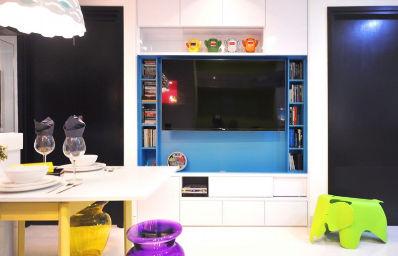 HUE D:新加坡精品公寓设计5