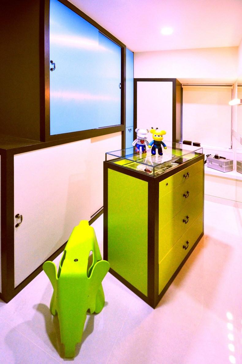 HUE D:新加坡精品公寓设计9