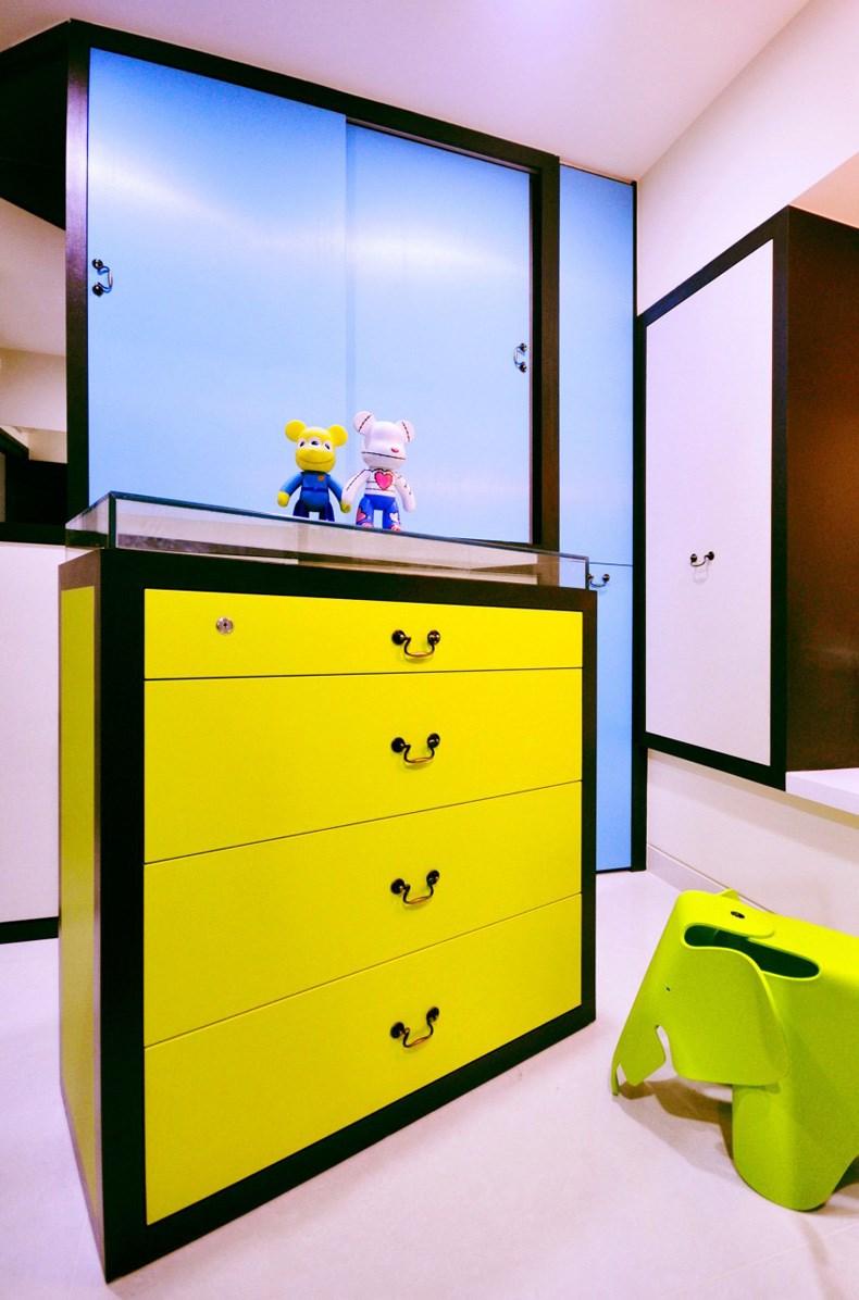 HUE D:新加坡精品公寓设计10