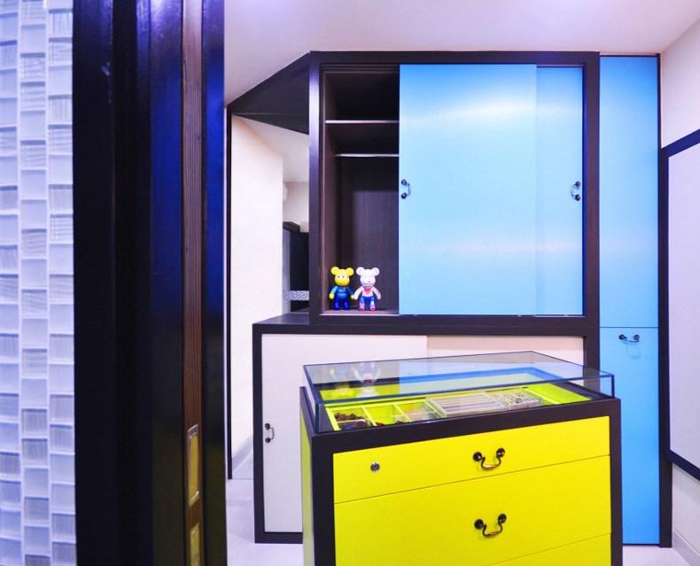HUE D:新加坡精品公寓设计11
