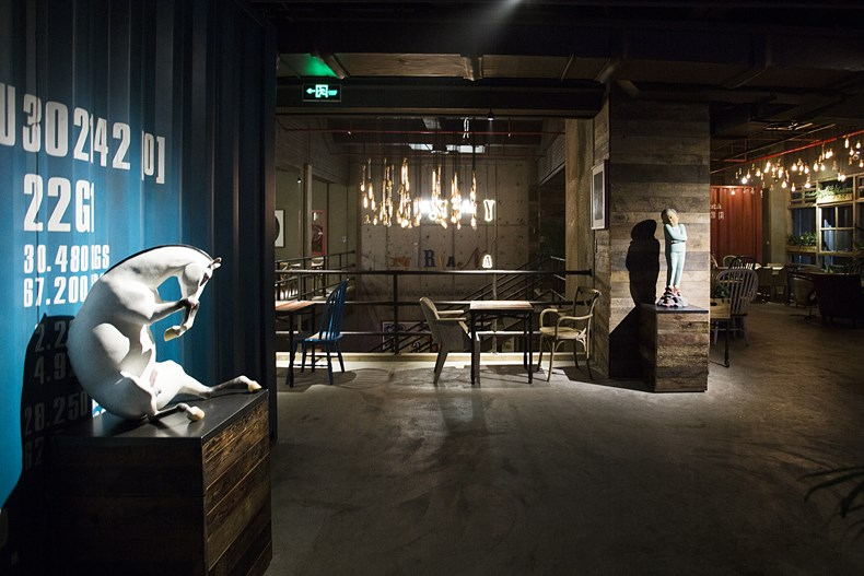 田军:上海Tata Coffee店设计2