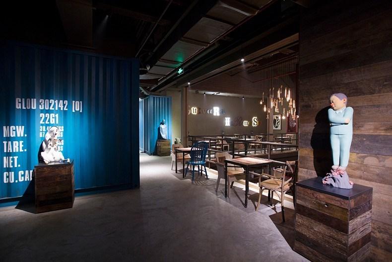 田军:上海Tata Coffee店设计4