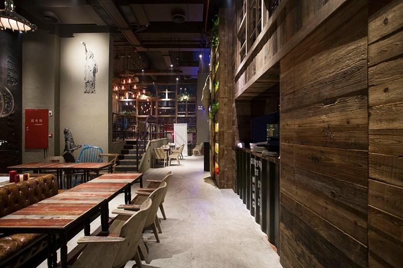 田军:上海Tata Coffee店设计6