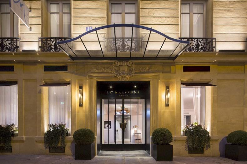 玛丽安酒店Hôtel Le Marianne设计1