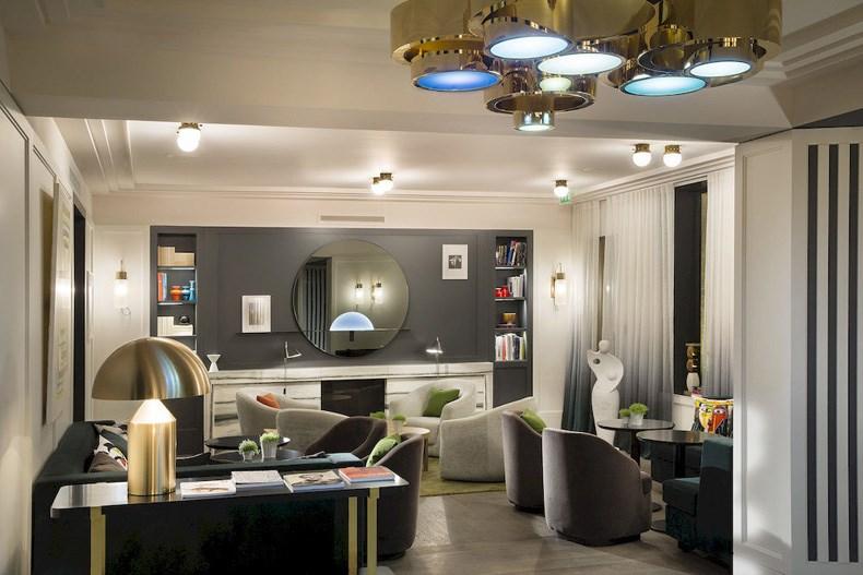 玛丽安酒店Hôtel Le Marianne设计2