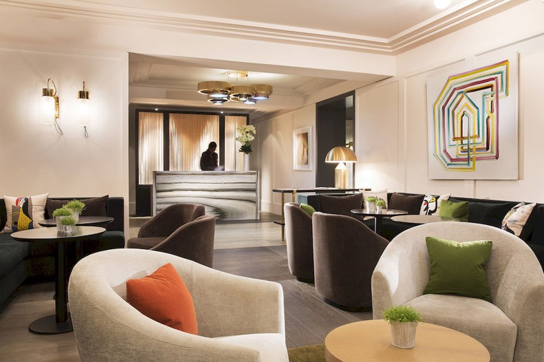 玛丽安酒店Hôtel Le Marianne设计3