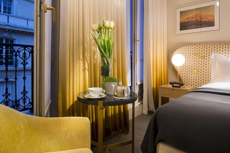 玛丽安酒店Hôtel Le Marianne设计9