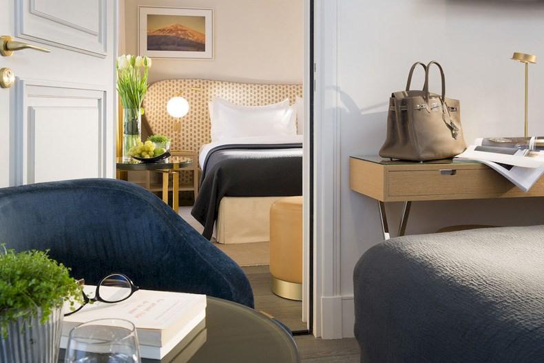 玛丽安酒店Hôtel Le Marianne设计10