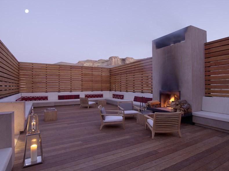 犹他州峡谷沙漠Amangiri度假村设计7