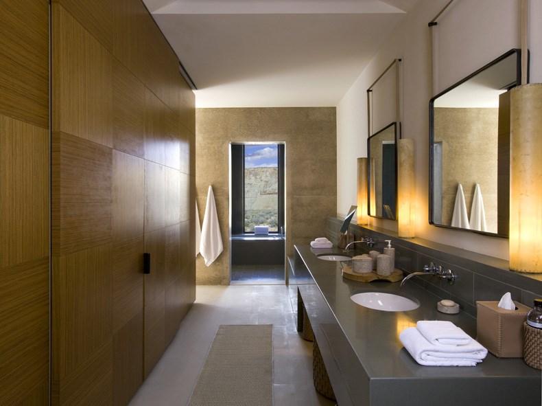 犹他州峡谷沙漠Amangiri度假村设计18