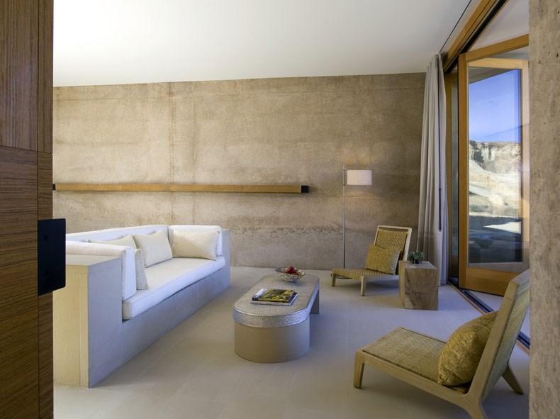 犹他州峡谷沙漠Amangiri度假村设计17