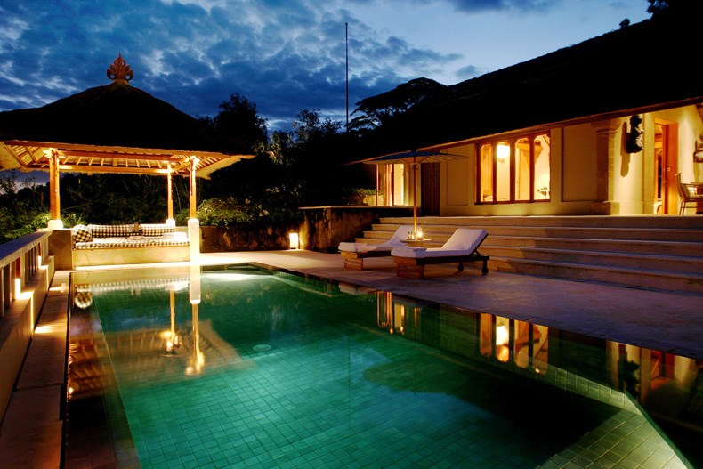 Ed Tuttle:巴厘岛Amankila度假村设计5