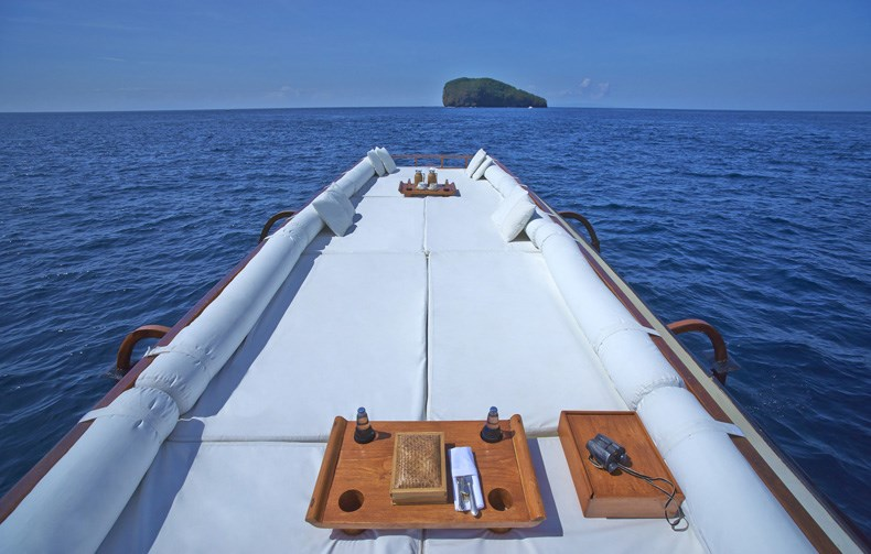 Ed Tuttle:巴厘岛Amankila度假村设计8