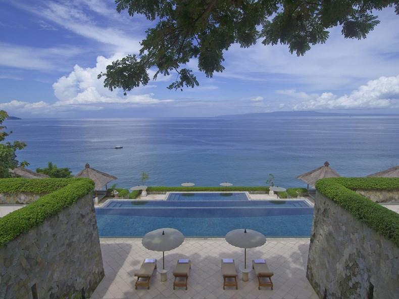 Ed Tuttle:巴厘岛Amankila度假村设计17