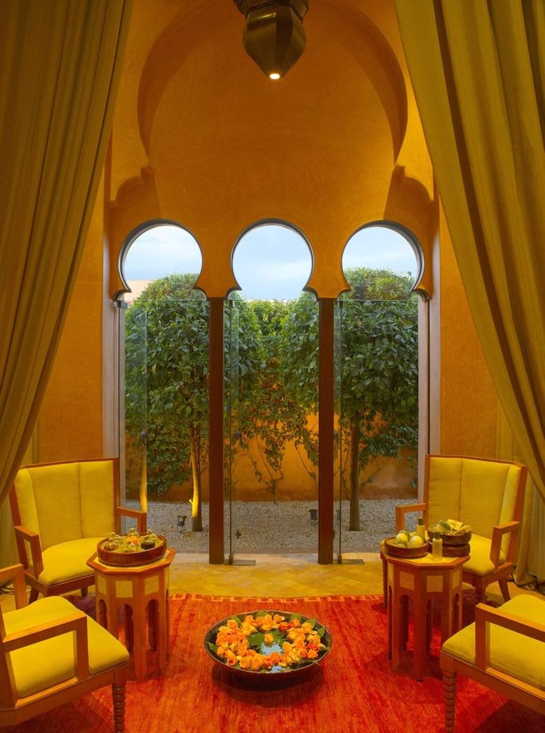 北非Amanjena度假村设计8