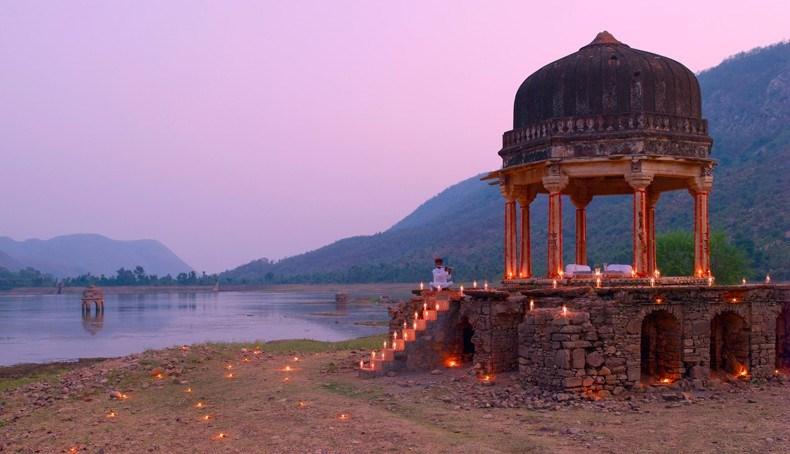 印度Amanbagh度假村设计1.jpg