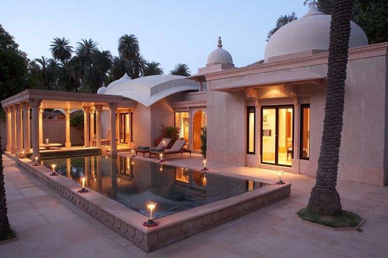 印度Amanbagh度假村设计3