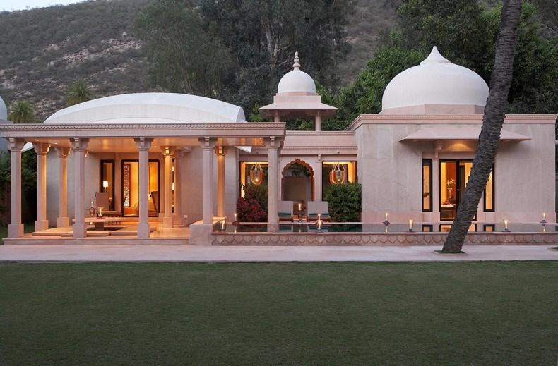 印度Amanbagh度假村设计2