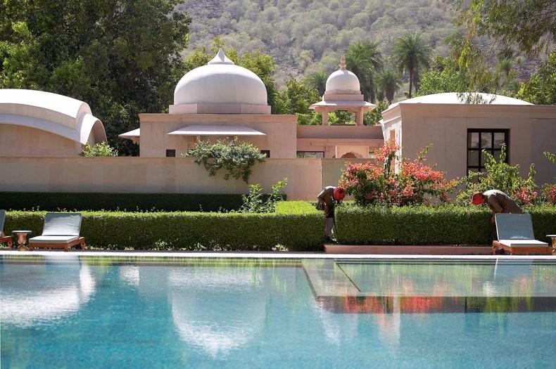 印度Amanbagh度假村设计6