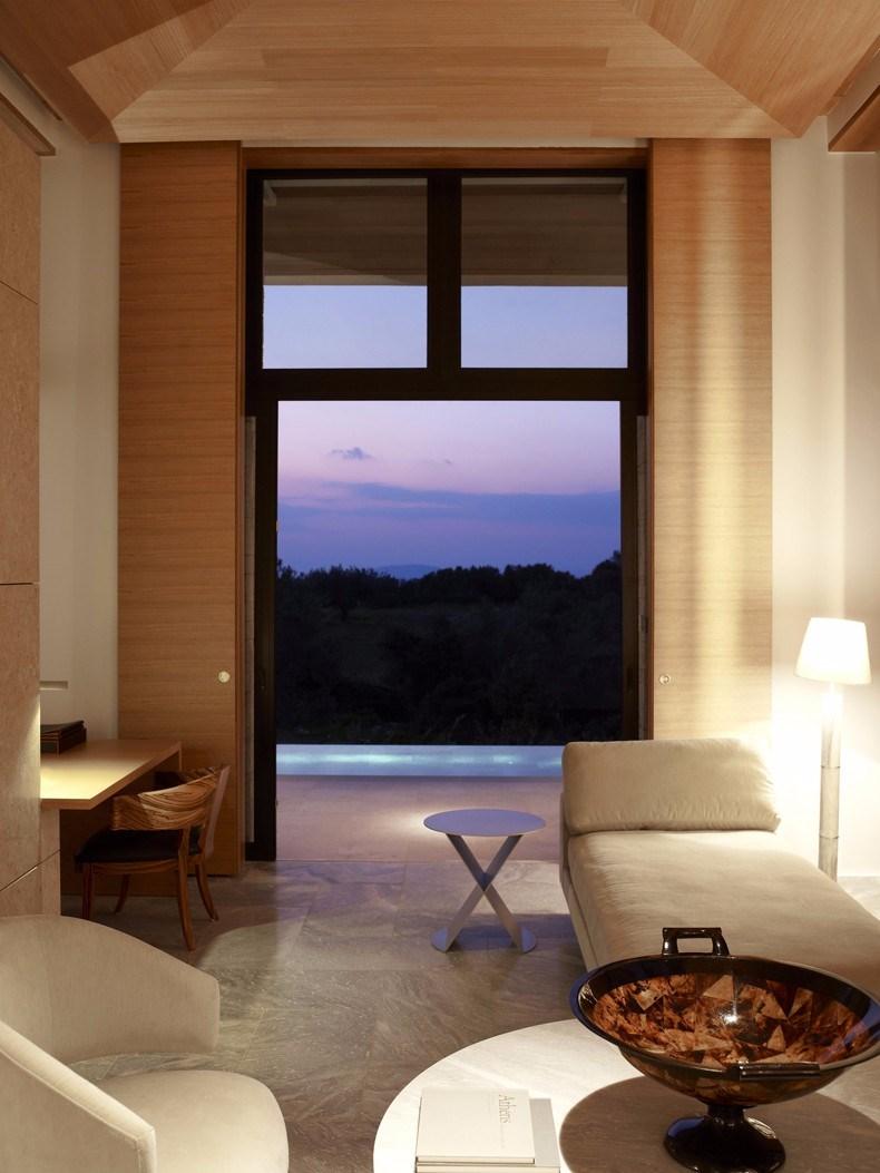 希腊Amanzoe度假村设计10
