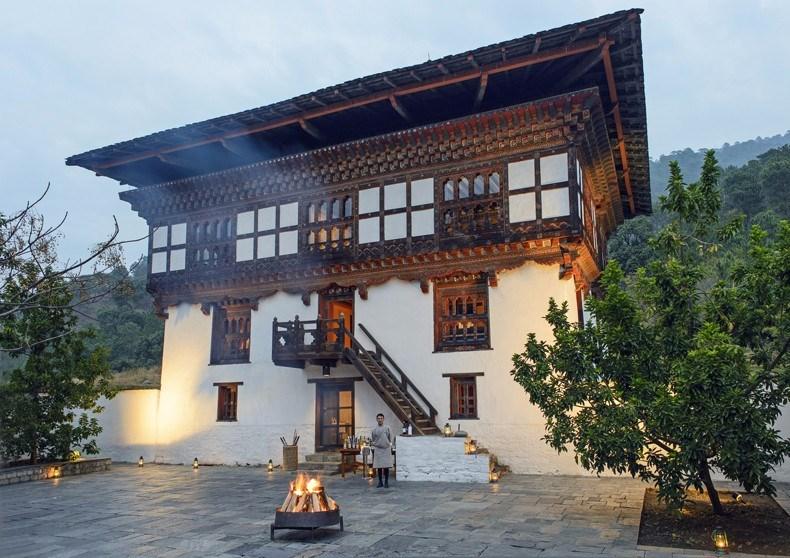 不丹AMANKORA度假村设计17