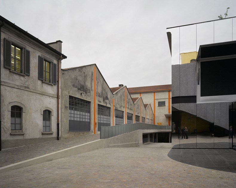 OMA为Prada基金会米兰会址操刀设计5