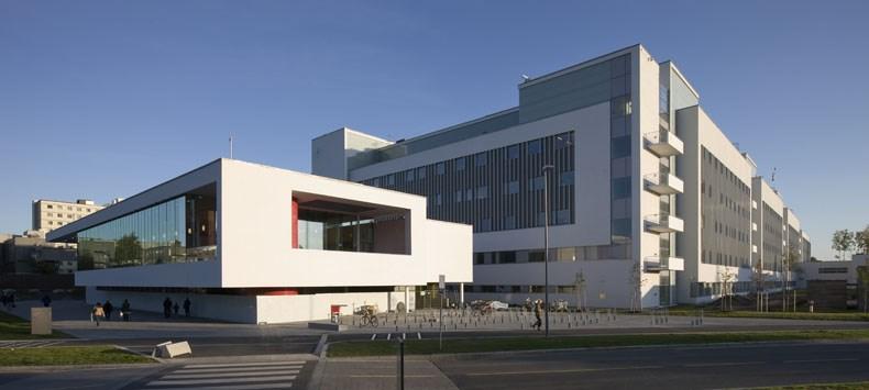 Akershus大学医院设计3
