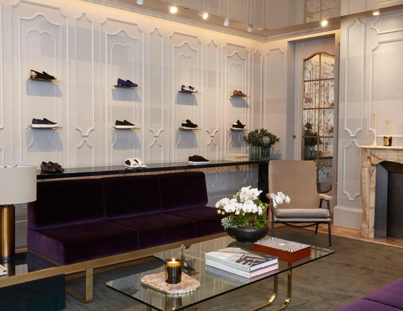 【首发】Louis Leeman全球首家纽约旗舰店设计5