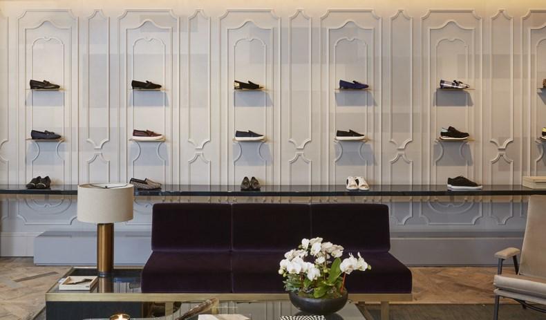 【首发】Louis Leeman全球首家纽约旗舰店设计6