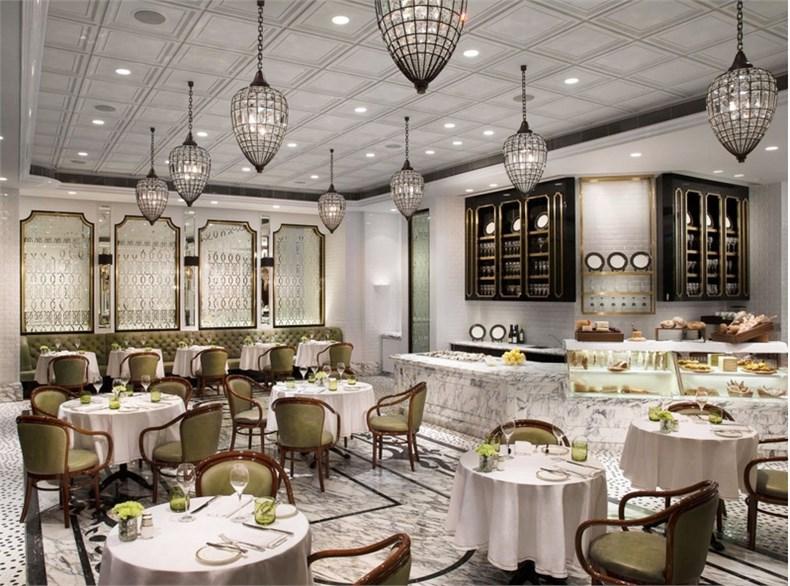 HBA:澳门丽思卡尔顿酒店设计3